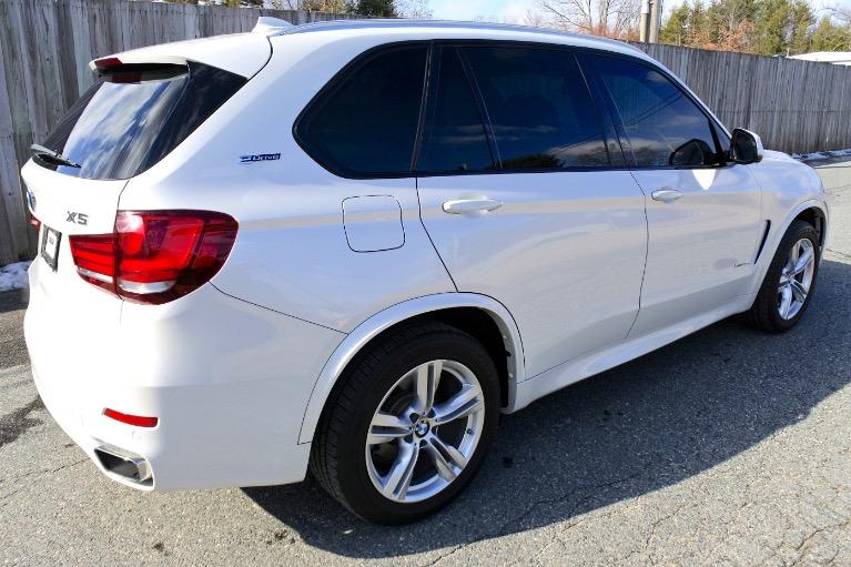 Used 2017 BMW X5 xDrive40e iPerformance Used 2017 BMW X5 xDrive40e iPerformance for sale  at Metro West Motorcars LLC in Shrewsbury MA 5