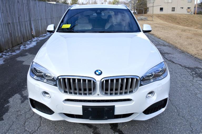 Used 2017 BMW X5 xDrive40e iPerformance Used 2017 BMW X5 xDrive40e iPerformance for sale  at Metro West Motorcars LLC in Shrewsbury MA 8