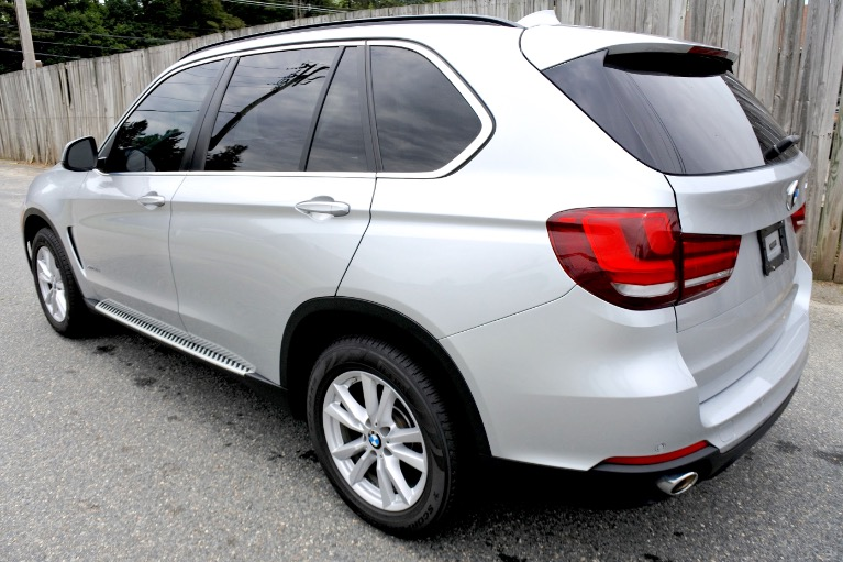 Used 2015 BMW X5 xDrive35d AWD Used 2015 BMW X5 xDrive35d AWD for sale  at Metro West Motorcars LLC in Shrewsbury MA 3