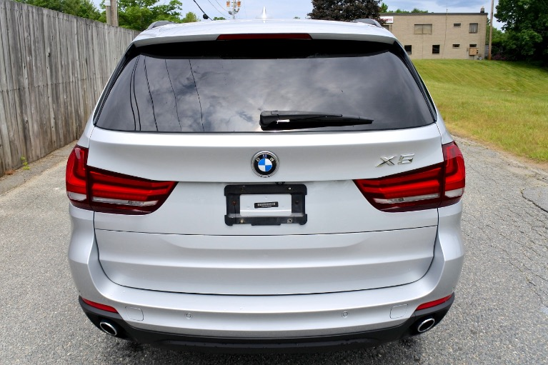 Used 2015 BMW X5 AWD 4dr xDrive35d Used 2015 BMW X5 AWD 4dr xDrive35d for sale  at Metro West Motorcars LLC in Shrewsbury MA 4