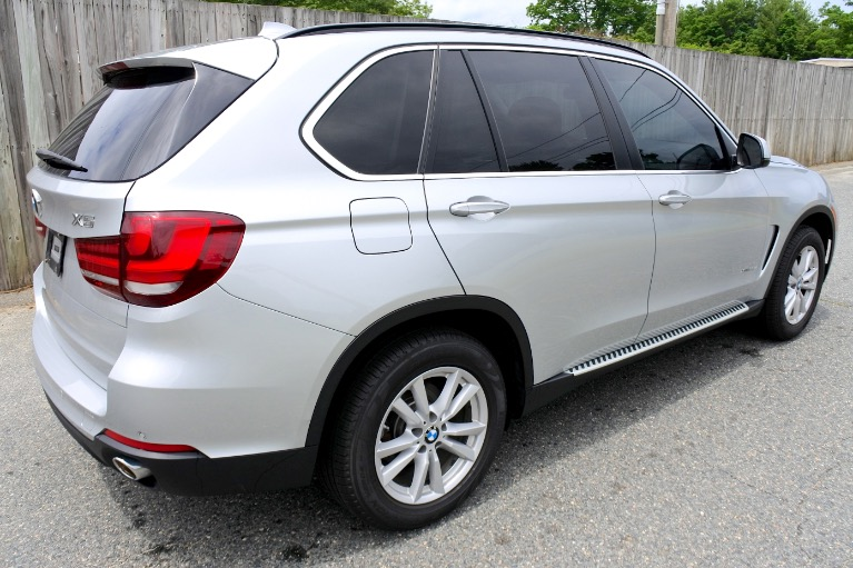 Used 2015 BMW X5 xDrive35d AWD Used 2015 BMW X5 xDrive35d AWD for sale  at Metro West Motorcars LLC in Shrewsbury MA 5