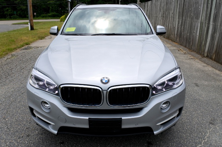 Used 2015 BMW X5 xDrive35d AWD Used 2015 BMW X5 xDrive35d AWD for sale  at Metro West Motorcars LLC in Shrewsbury MA 8