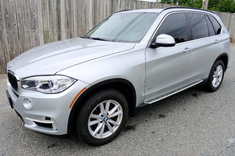 Used 2015 BMW X5 xDrive35d AWD Used 2015 BMW X5 xDrive35d AWD for sale  at Metro West Motorcars LLC in Shrewsbury MA 1