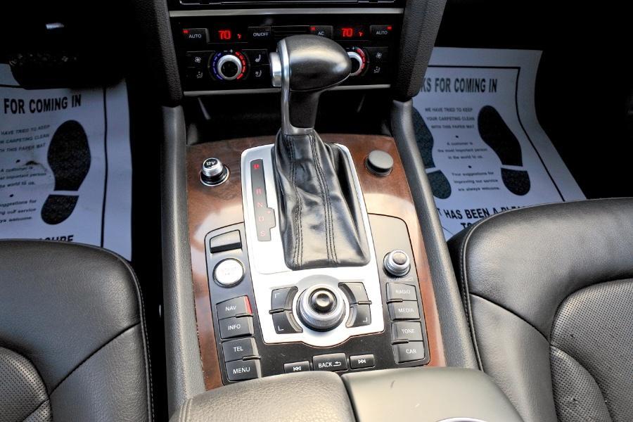 Used 2012 Audi Q7 quattro 4dr 3.0L TDI Prestige Used 2012 Audi Q7 quattro 4dr 3.0L TDI Prestige for sale  at Metro West Motorcars LLC in Shrewsbury MA 10