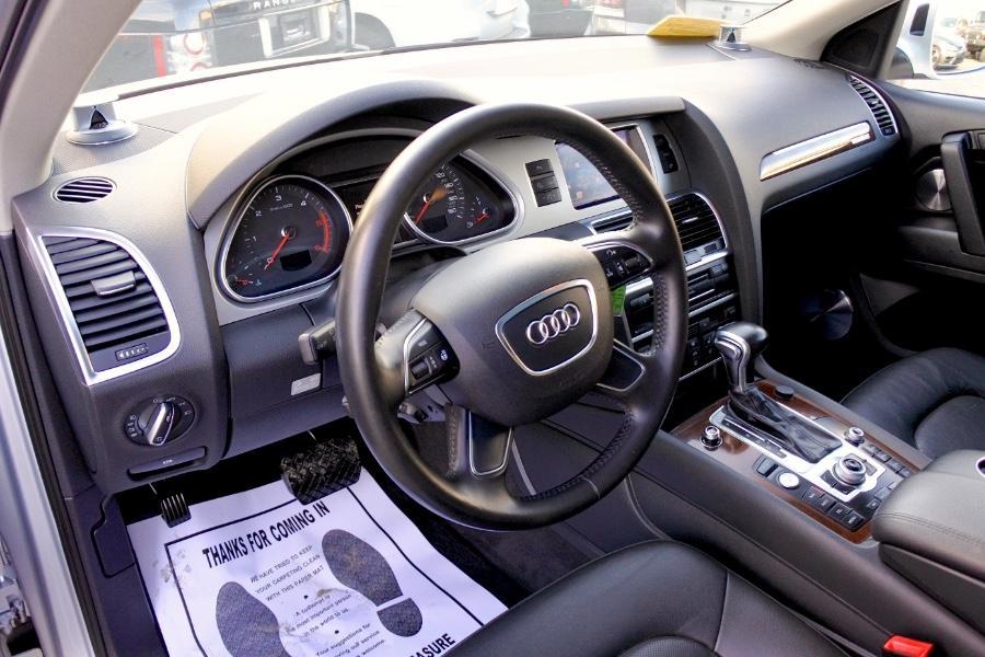 Used 2012 Audi Q7 quattro 4dr 3.0L TDI Prestige Used 2012 Audi Q7 quattro 4dr 3.0L TDI Prestige for sale  at Metro West Motorcars LLC in Shrewsbury MA 11