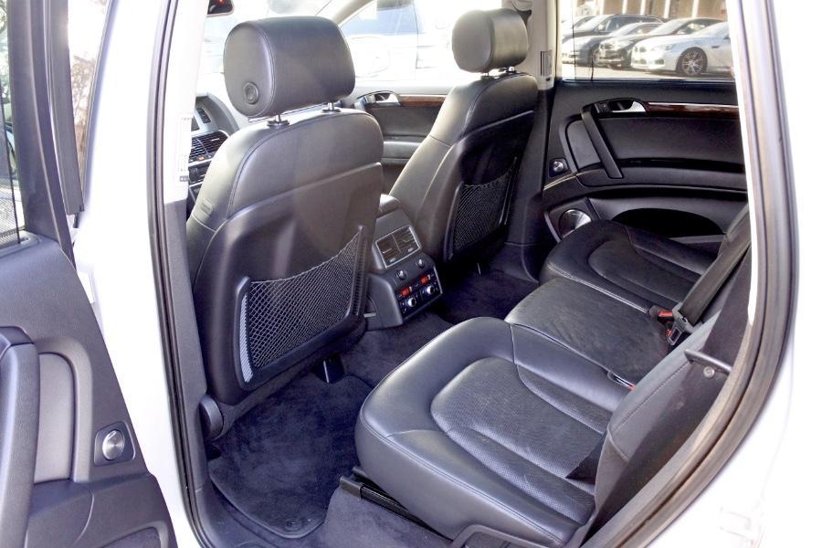 Used 2012 Audi Q7 quattro 4dr 3.0L TDI Prestige Used 2012 Audi Q7 quattro 4dr 3.0L TDI Prestige for sale  at Metro West Motorcars LLC in Shrewsbury MA 14