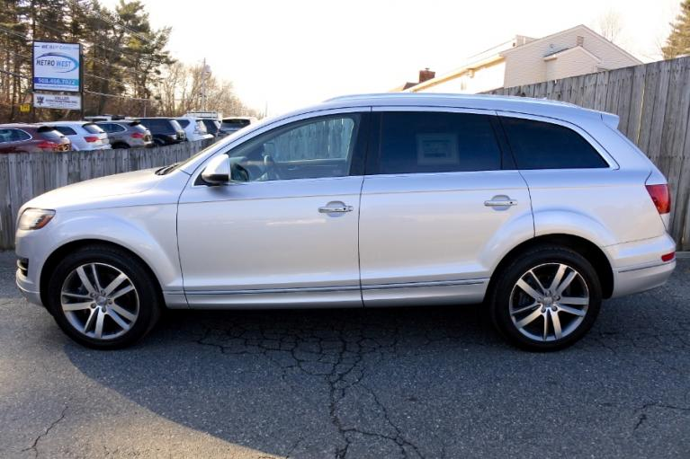 Used 2012 Audi Q7 quattro 4dr 3.0L TDI Prestige Used 2012 Audi Q7 quattro 4dr 3.0L TDI Prestige for sale  at Metro West Motorcars LLC in Shrewsbury MA 2
