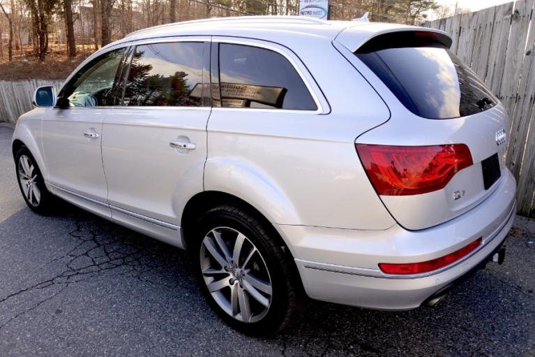 Used 2012 Audi Q7 quattro 4dr 3.0L TDI Prestige Used 2012 Audi Q7 quattro 4dr 3.0L TDI Prestige for sale  at Metro West Motorcars LLC in Shrewsbury MA 3