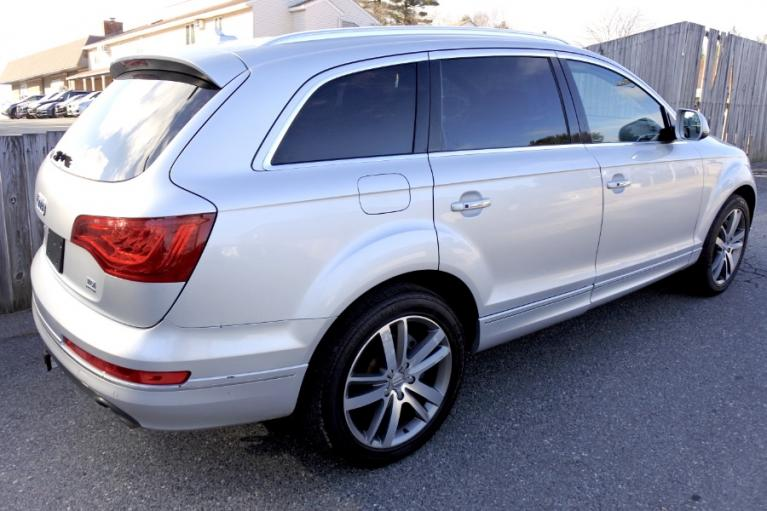 Used 2012 Audi Q7 quattro 4dr 3.0L TDI Prestige Used 2012 Audi Q7 quattro 4dr 3.0L TDI Prestige for sale  at Metro West Motorcars LLC in Shrewsbury MA 4