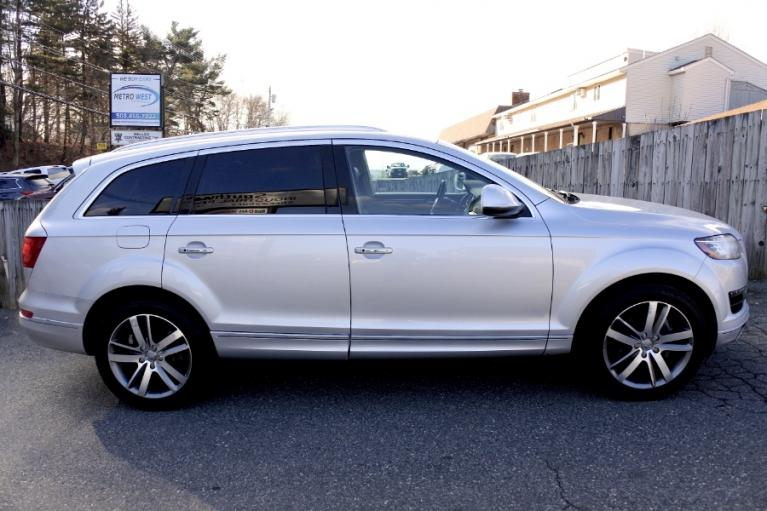 Used 2012 Audi Q7 quattro 4dr 3.0L TDI Prestige Used 2012 Audi Q7 quattro 4dr 3.0L TDI Prestige for sale  at Metro West Motorcars LLC in Shrewsbury MA 5