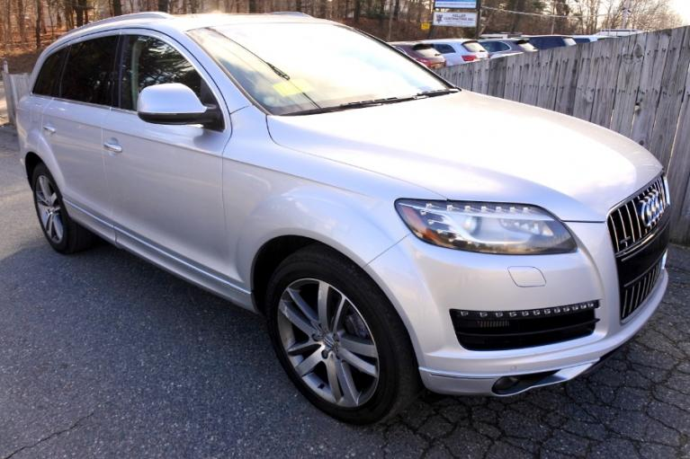 Used 2012 Audi Q7 quattro 4dr 3.0L TDI Prestige Used 2012 Audi Q7 quattro 4dr 3.0L TDI Prestige for sale  at Metro West Motorcars LLC in Shrewsbury MA 6