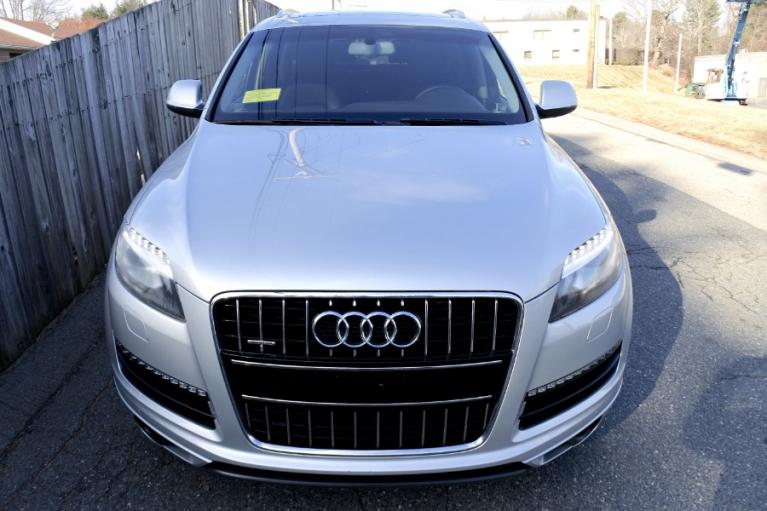 Used 2012 Audi Q7 quattro 4dr 3.0L TDI Prestige Used 2012 Audi Q7 quattro 4dr 3.0L TDI Prestige for sale  at Metro West Motorcars LLC in Shrewsbury MA 7