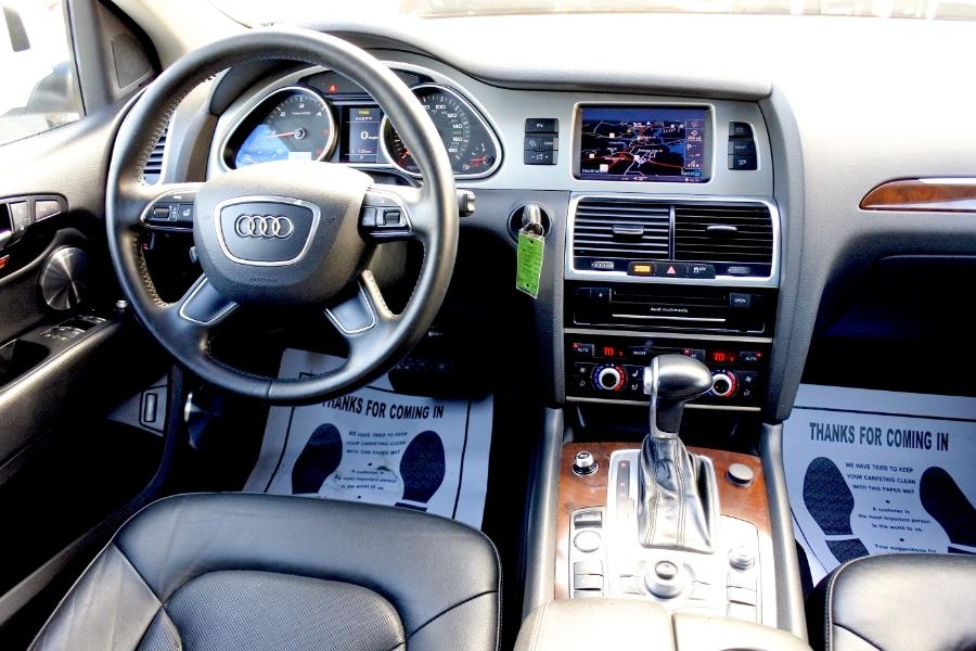 Used 2012 Audi Q7 quattro 4dr 3.0L TDI Prestige Used 2012 Audi Q7 quattro 4dr 3.0L TDI Prestige for sale  at Metro West Motorcars LLC in Shrewsbury MA 8