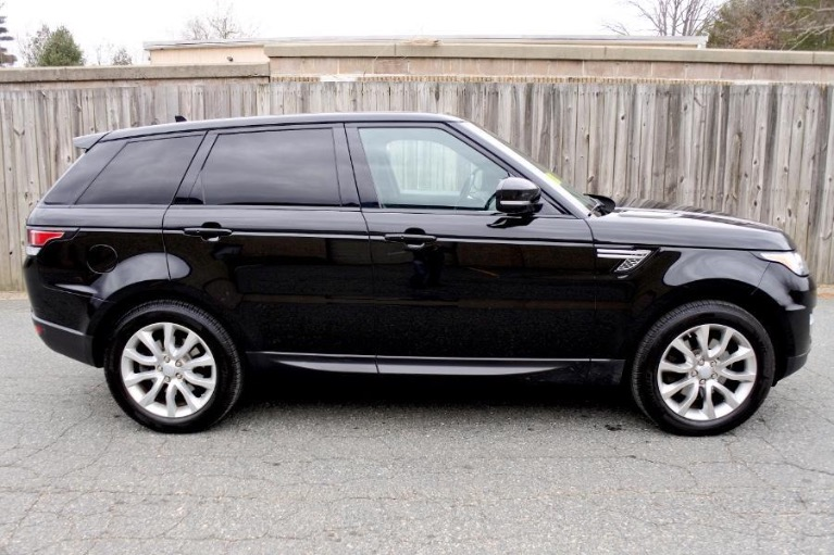 Used 2016 Land Rover Range Rover Sport HSE Used 2016 Land Rover Range Rover Sport HSE for sale  at Metro West Motorcars LLC in Shrewsbury MA 6