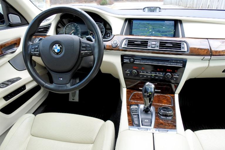Used 2014 BMW 7 Series 4dr Sdn 750i xDrive AWD Used 2014 BMW 7 Series 4dr Sdn 750i xDrive AWD for sale  at Metro West Motorcars LLC in Shrewsbury MA 10