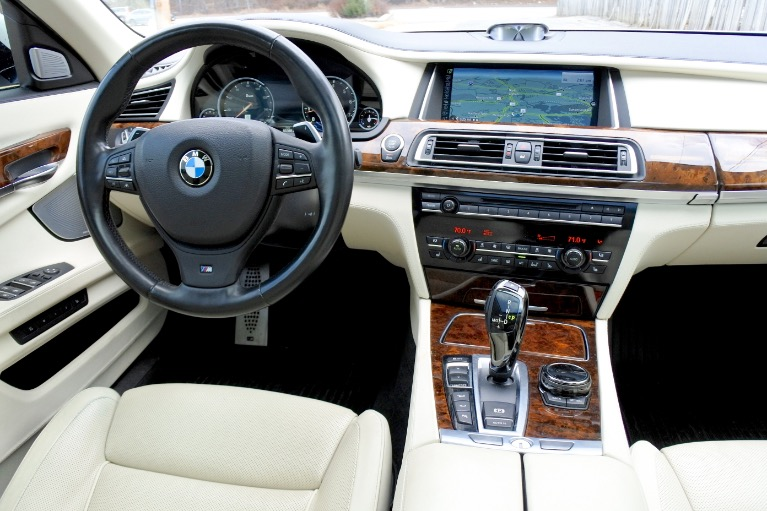 Used 2014 BMW 7 Series 750i xDrive AWD Used 2014 BMW 7 Series 750i xDrive AWD for sale  at Metro West Motorcars LLC in Shrewsbury MA 10