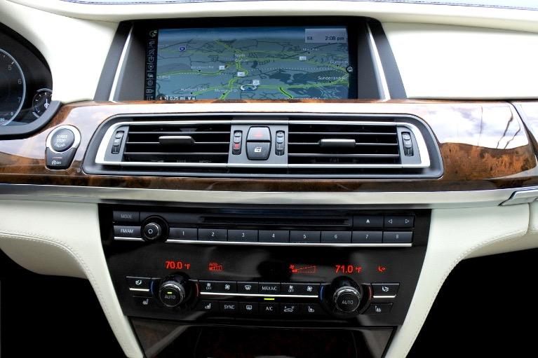 Used 2014 BMW 7 Series 4dr Sdn 750i xDrive AWD Used 2014 BMW 7 Series 4dr Sdn 750i xDrive AWD for sale  at Metro West Motorcars LLC in Shrewsbury MA 11
