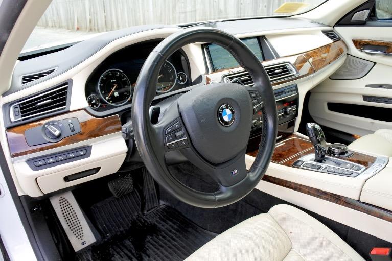 Used 2014 BMW 7 Series 750i xDrive AWD Used 2014 BMW 7 Series 750i xDrive AWD for sale  at Metro West Motorcars LLC in Shrewsbury MA 14