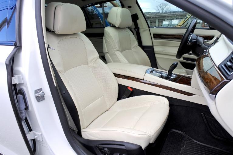 Used 2014 BMW 7 Series 750i xDrive AWD Used 2014 BMW 7 Series 750i xDrive AWD for sale  at Metro West Motorcars LLC in Shrewsbury MA 19