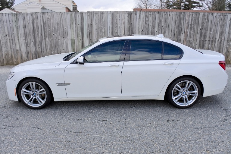 Used 2014 BMW 7 Series 750i xDrive AWD Used 2014 BMW 7 Series 750i xDrive AWD for sale  at Metro West Motorcars LLC in Shrewsbury MA 2