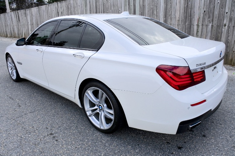 Used 2014 BMW 7 Series 750i xDrive AWD Used 2014 BMW 7 Series 750i xDrive AWD for sale  at Metro West Motorcars LLC in Shrewsbury MA 3