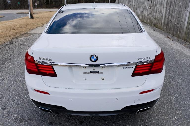 Used 2014 BMW 7 Series 750i xDrive AWD Used 2014 BMW 7 Series 750i xDrive AWD for sale  at Metro West Motorcars LLC in Shrewsbury MA 4