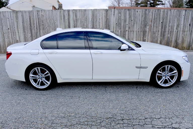 Used 2014 BMW 7 Series 750i xDrive AWD Used 2014 BMW 7 Series 750i xDrive AWD for sale  at Metro West Motorcars LLC in Shrewsbury MA 6