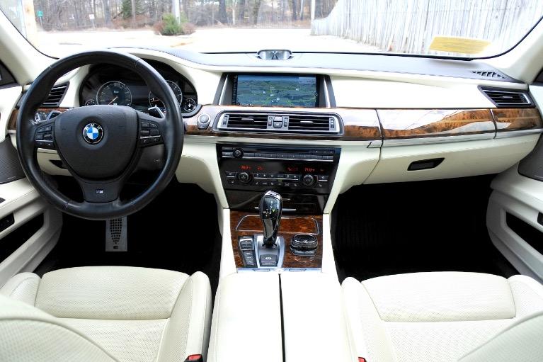 Used 2014 BMW 7 Series 750i xDrive AWD Used 2014 BMW 7 Series 750i xDrive AWD for sale  at Metro West Motorcars LLC in Shrewsbury MA 9