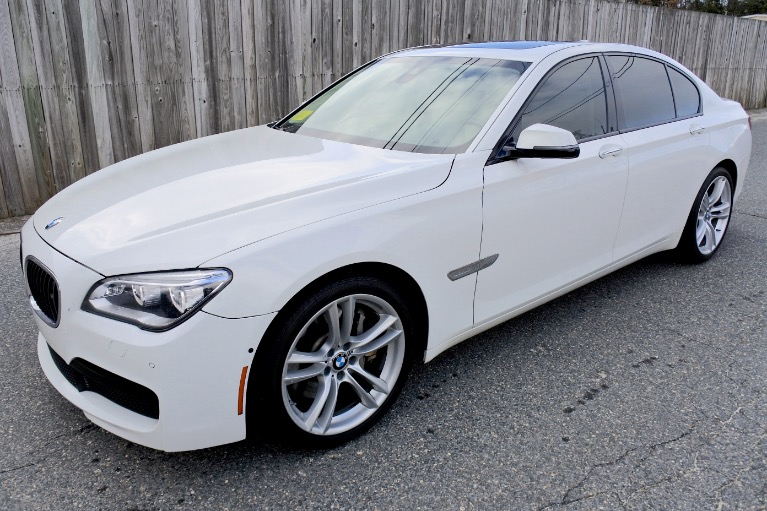 Used 2014 BMW 7 Series 750i xDrive AWD Used 2014 BMW 7 Series 750i xDrive AWD for sale  at Metro West Motorcars LLC in Shrewsbury MA 1
