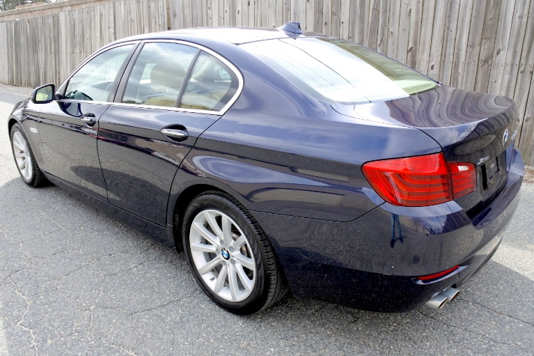 Used 2014 BMW 5 Series 535d xDrive AWD Used 2014 BMW 5 Series 535d xDrive AWD for sale  at Metro West Motorcars LLC in Shrewsbury MA 3