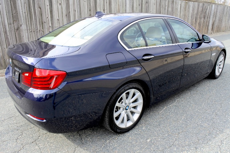 Used 2014 BMW 5 Series 535d xDrive AWD Used 2014 BMW 5 Series 535d xDrive AWD for sale  at Metro West Motorcars LLC in Shrewsbury MA 5