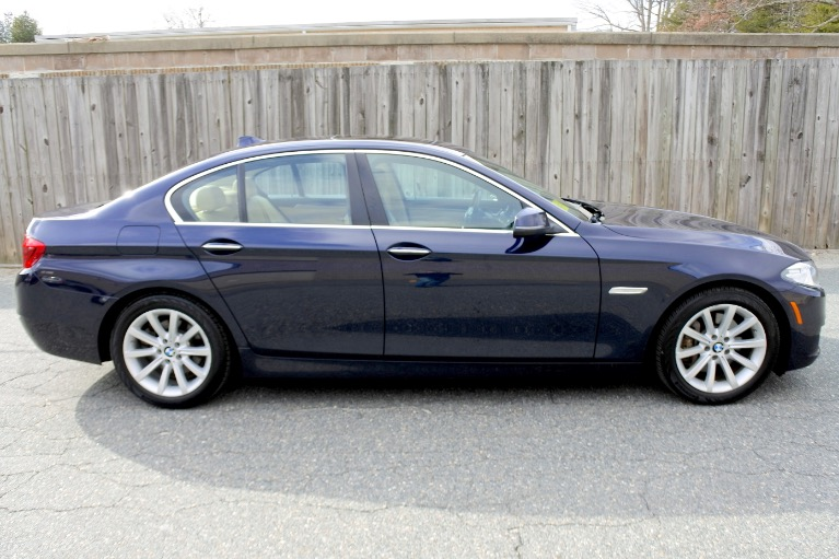Used 2014 BMW 5 Series 535d xDrive AWD Used 2014 BMW 5 Series 535d xDrive AWD for sale  at Metro West Motorcars LLC in Shrewsbury MA 6