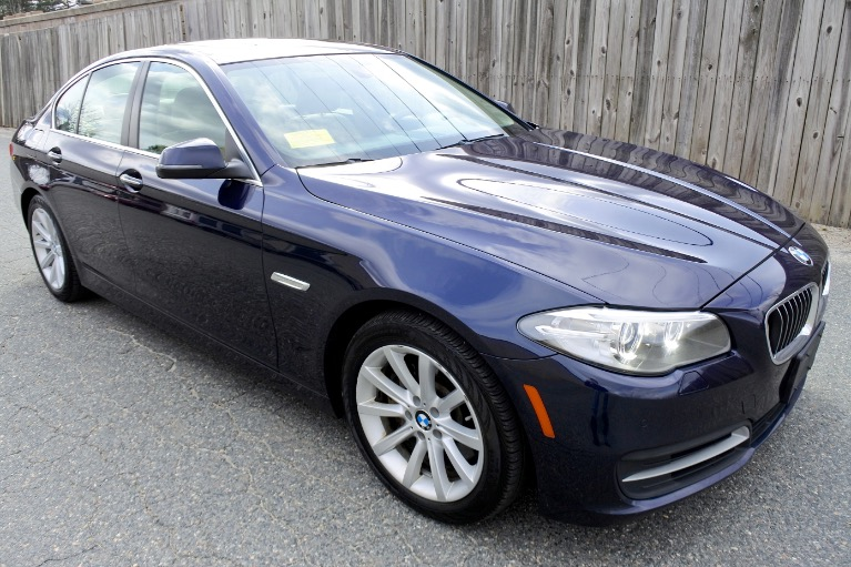 Used 2014 BMW 5 Series 535d xDrive AWD Used 2014 BMW 5 Series 535d xDrive AWD for sale  at Metro West Motorcars LLC in Shrewsbury MA 7