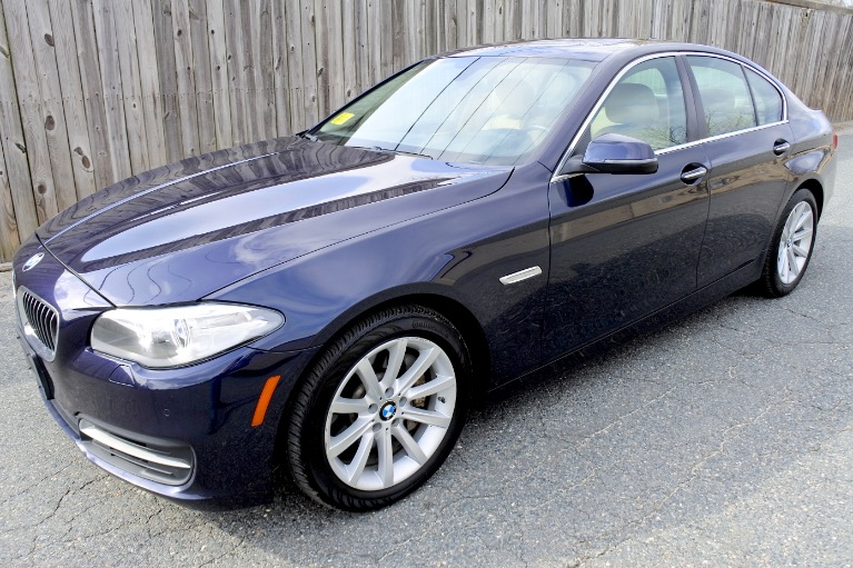 Used Used 2014 BMW 5 Series 535d xDrive AWD for sale $16,800 at Metro West Motorcars LLC in Shrewsbury MA