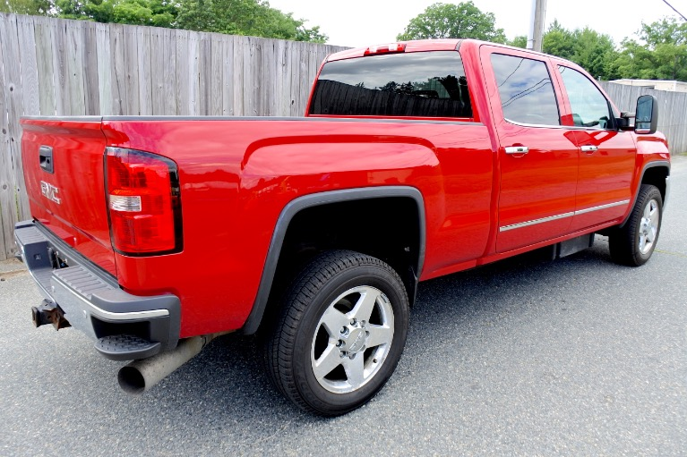 Used 2015 GMC Sierra 2500hd 4WD Crew Cab 153.7' SLT Used 2015 GMC Sierra 2500hd 4WD Crew Cab 153.7' SLT for sale  at Metro West Motorcars LLC in Shrewsbury MA 5