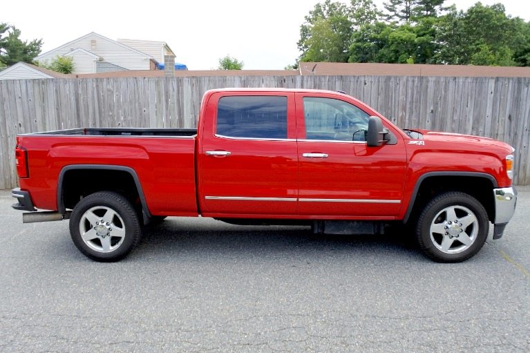 Used 2015 GMC Sierra 2500hd 4WD Crew Cab 153.7' SLT Used 2015 GMC Sierra 2500hd 4WD Crew Cab 153.7' SLT for sale  at Metro West Motorcars LLC in Shrewsbury MA 6