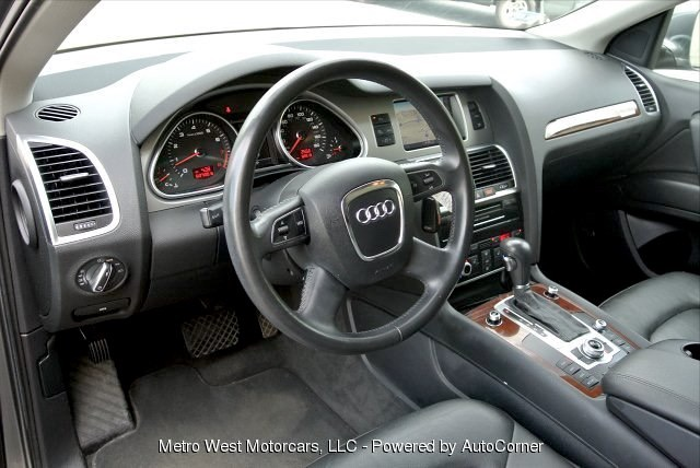 Used 2012 Audi Q7 3.0T Premium Plus Quattro Used 2012 Audi Q7 3.0T Premium Plus Quattro for sale  at Metro West Motorcars LLC in Shrewsbury MA 10