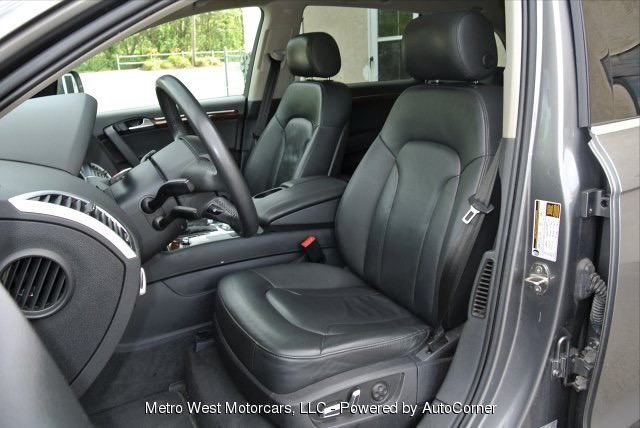 Used 2012 Audi Q7 3.0T Premium Plus Quattro Used 2012 Audi Q7 3.0T Premium Plus Quattro for sale  at Metro West Motorcars LLC in Shrewsbury MA 11