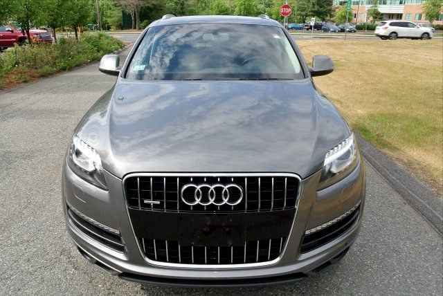 Used 2012 Audi Q7 3.0T Premium Plus Quattro Used 2012 Audi Q7 3.0T Premium Plus Quattro for sale  at Metro West Motorcars LLC in Shrewsbury MA 5