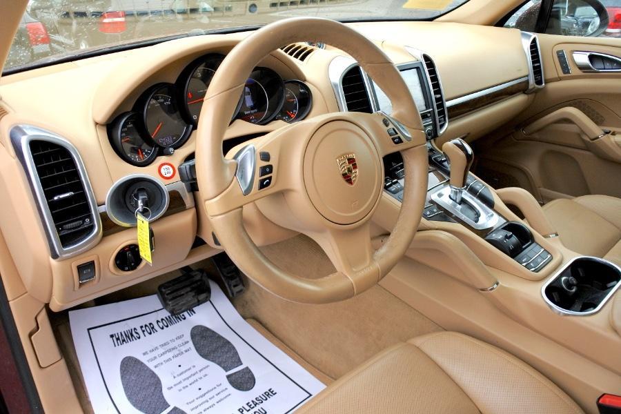 Used 2013 Porsche Cayenne AWD 4dr Diesel Used 2013 Porsche Cayenne AWD 4dr Diesel for sale  at Metro West Motorcars LLC in Shrewsbury MA 12