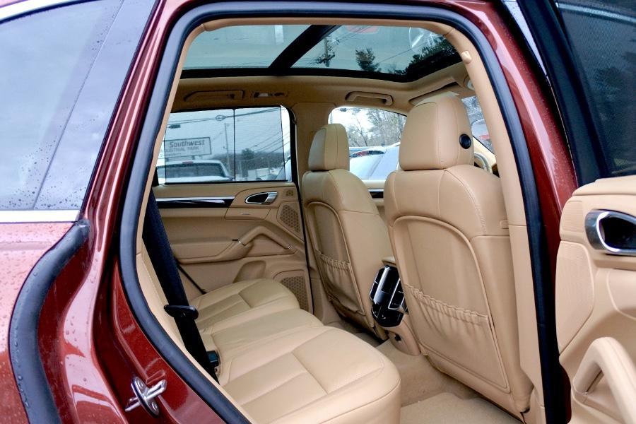Used 2013 Porsche Cayenne AWD 4dr Diesel Used 2013 Porsche Cayenne AWD 4dr Diesel for sale  at Metro West Motorcars LLC in Shrewsbury MA 18
