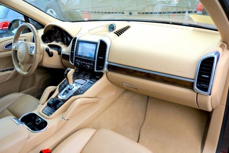 Used 2013 Porsche Cayenne AWD 4dr Diesel Used 2013 Porsche Cayenne AWD 4dr Diesel for sale  at Metro West Motorcars LLC in Shrewsbury MA 20