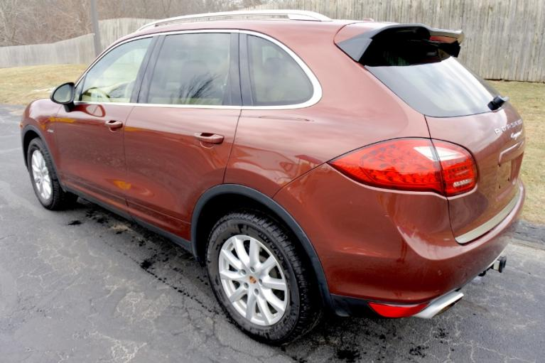 Used 2013 Porsche Cayenne AWD 4dr Diesel Used 2013 Porsche Cayenne AWD 4dr Diesel for sale  at Metro West Motorcars LLC in Shrewsbury MA 3