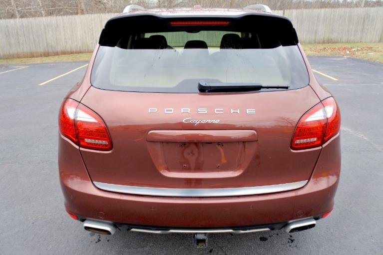 Used 2013 Porsche Cayenne AWD 4dr Diesel Used 2013 Porsche Cayenne AWD 4dr Diesel for sale  at Metro West Motorcars LLC in Shrewsbury MA 4