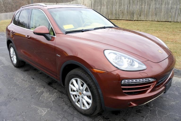 Used 2013 Porsche Cayenne AWD 4dr Diesel Used 2013 Porsche Cayenne AWD 4dr Diesel for sale  at Metro West Motorcars LLC in Shrewsbury MA 6