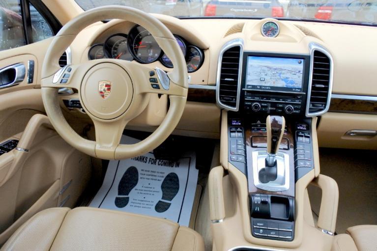 Used 2013 Porsche Cayenne AWD 4dr Diesel Used 2013 Porsche Cayenne AWD 4dr Diesel for sale  at Metro West Motorcars LLC in Shrewsbury MA 9