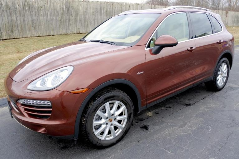 Used 2013 Porsche Cayenne AWD 4dr Diesel Used 2013 Porsche Cayenne AWD 4dr Diesel for sale  at Metro West Motorcars LLC in Shrewsbury MA 1