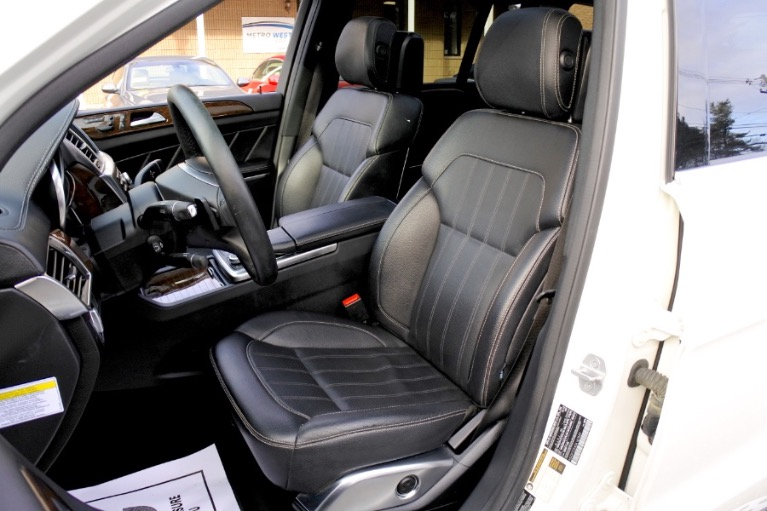 Used 2014 Mercedes-Benz Gl-class GL450 4MATIC Used 2014 Mercedes-Benz Gl-class GL450 4MATIC for sale  at Metro West Motorcars LLC in Shrewsbury MA 12