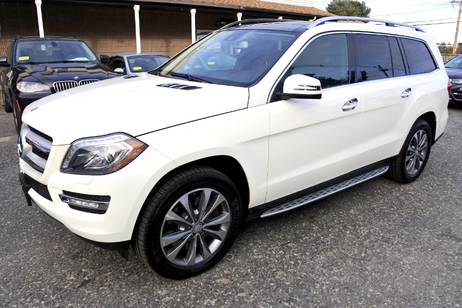 Used 2014 Mercedes Benz Gl Class Gl450 4matic For Sale 22 800 Metro West Motorcars Llc Stock 313758