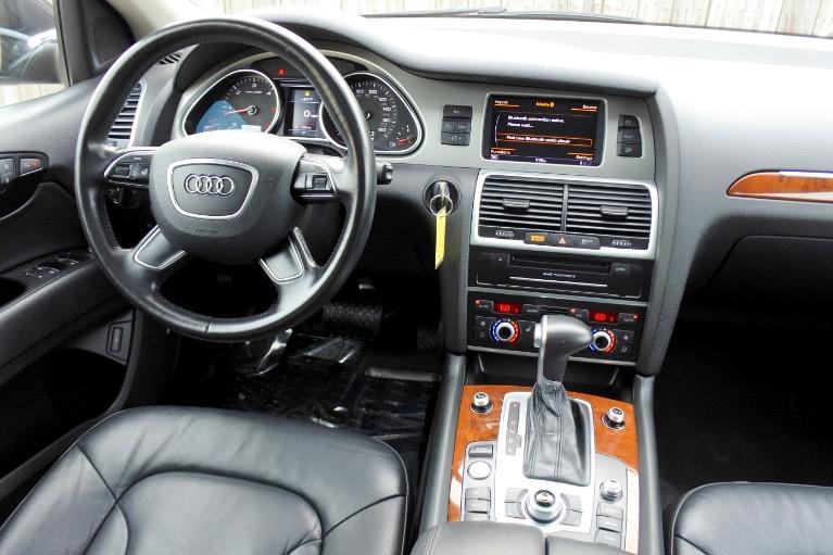 Used 2015 Audi Q7 TDI Premium Plus Quattro Used 2015 Audi Q7 TDI Premium Plus Quattro for sale  at Metro West Motorcars LLC in Shrewsbury MA 10